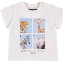Mayoral 1017-70 koszulka krótki rękaw