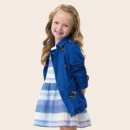 Płaszcz dziewczęcy Mayoral 3429 kolor 066