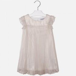 Mayoral 3933-22 plisowana sukienka