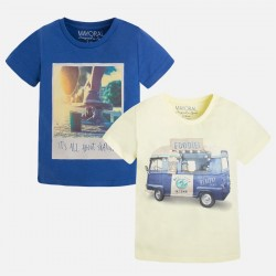 Mayoral 3039-58 bluzki 2szt T-shirt