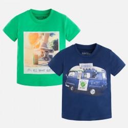 Mayoral 3039-60 bluzki 2szt T-shirt