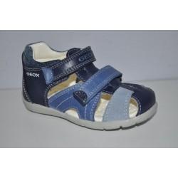 Sandałki Geox oddychające B7250C r20-25