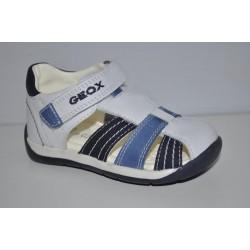Sandałki Geox oddychające B720BD r20-25