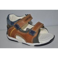 Sandałki Geox oddychające B720XA r20-25