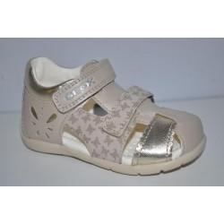 Sandałki Geox oddychające B7251C KAYTAN r20-25