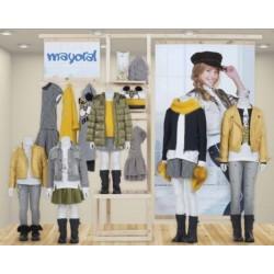 Mayoral zestaw dziewczęcy AMBAR DORADO nowa kolekcja jesień zima 2017 2018 r92-170
