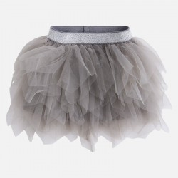 Mayoral spódnica 4909-74 krótka dziewczęca z tiulem
