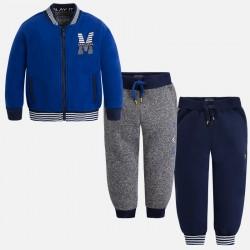 Mayoral dres 4801-89 Dres dla chłopca z dwiema parami spodni