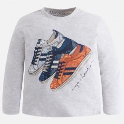 Mayoral bluzka 4007-27 buty dla chłopca z długim rękawem
