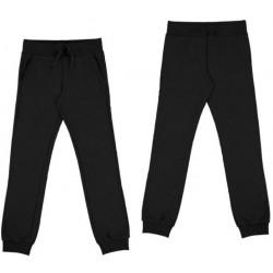 Mayoral spodnie 705-30 dresowe czarne
