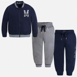 Mayoral dres 4801-90 Dres dla chłopca z dwiema parami spodni