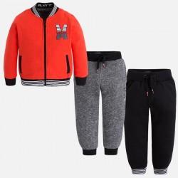 Mayoral dres 4801-91 Dres dla chłopca z dwiema parami spodni