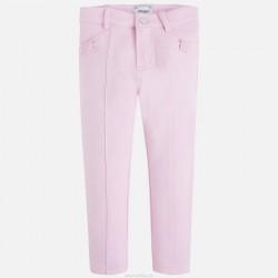 Mayoral 6521-10 Spodnie jeansowe szarpane