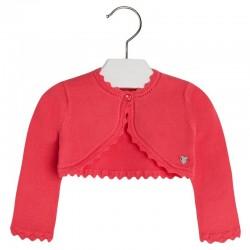 Arbuzowy sweterek Mayoral 306 kolor 071