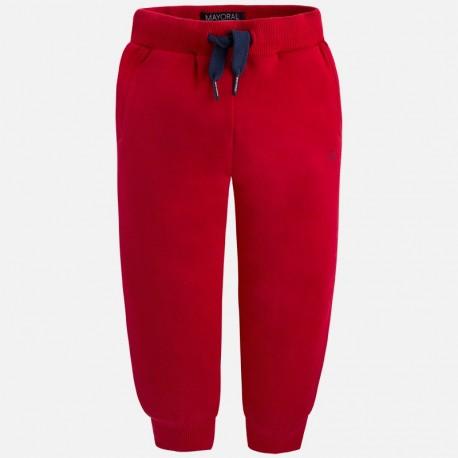 Mayoral spodnie dresowe 725-61 jesienne wiązane w pasie