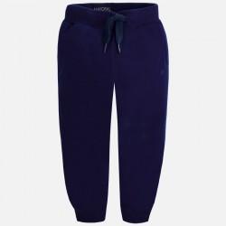 Mayoral spodnie dresowe 725-62 jesienne wiązane w pasie