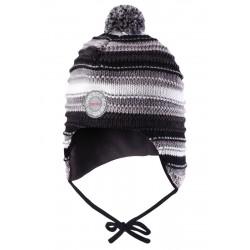 Reima Dziecięca czapka z wełny Kumpu 518437 kolor 9400