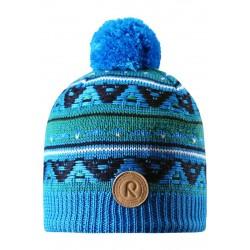 Reima czapka Wełniana Neulanen 538026 kolor 6490