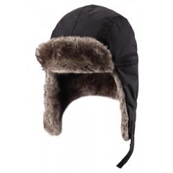 Reima czapka Reimatec® Ilves 528537 kolor 9990 czarny