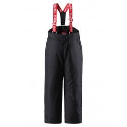 Reima PROCYON spodnie zimowe 522239 kolor 9990 CZARNE