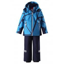Reima Dziecięcy kombinezon zimowy Reimatec® Kiddo Grane 523113 kolor 6491