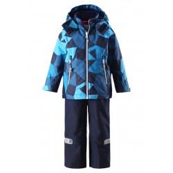 Reima Dziecięcy kombinezon zimowy Reimatec® Kiddo Grane 523113 kolor 6494
