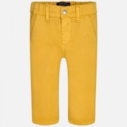 Mayoral spodnie 521-64 z serży typu chino dla chłopca