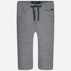 Mayoral spodnie 2573-31 Spodnie jogger kolor Szary