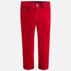 Mayoral spodnie 4511-49 czerwone