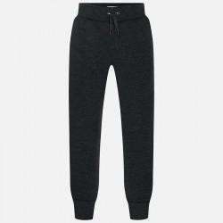Mayoral spodnie 7533-67 sportowe długie dla dziewczynki ze strassem