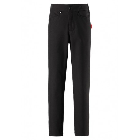 Reima spodnie softshell IDEA 532108 kolor 9990 CZARNE
