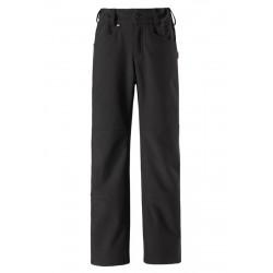 Reima spodnie softshell MIGHTY 532107 kolor 9990 CZARNY