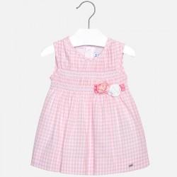Mayoral Sukienka 1928-54 vichy dla dziewczynki baby