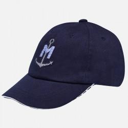 Mayoral czapka 10338-13 kotwica