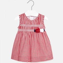 Mayoral Sukienka 1928-53 vichy dla dziewczynki baby