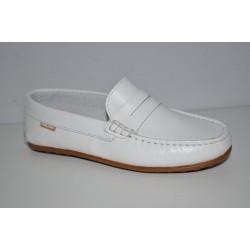 Białe Mokasyny Pablosky 123300 rozmiary 35-40