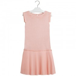 Sukienka plisowana Mayoral 6909 kolor 0014