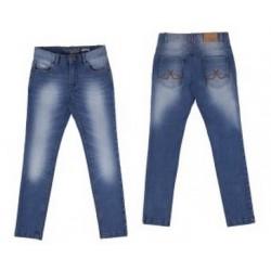 Spodnie jeansowe chłopięce slim fit Mayoral 516 kolor 017