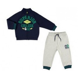 Dres bluza bez kaptura i spodnie Mayoral 4809 kolor 010