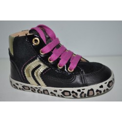Buty dziewczęce trzewiki Geox oddychające B54D5B r22-27