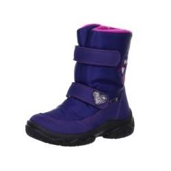 Buty zimowe dziecięce Superfit 5-091-90 Fairy z gore-tex Insulated Comfort