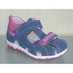 Sandałki dziecięce Superfit 6-036-88 FANNI r18-28