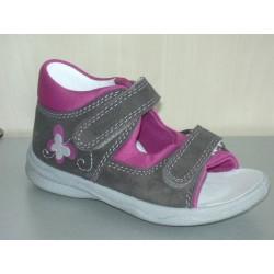 Sandałki dziecięce Superfit 6-096-06 POLLY r18-26