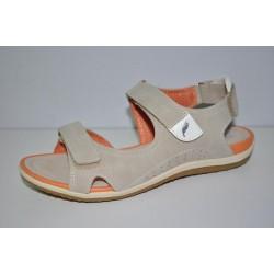 Sandały Geox D52R6A VEGA oddychające r36-40 WIOSNA 2016