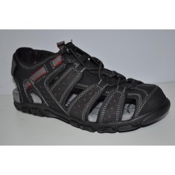 Sandały Geox STRADA U6224B kolor c9999 r40-45