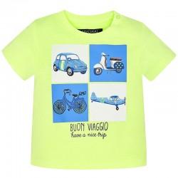 Mayoral koszulka krótki rękaw 1014 kolor 040
