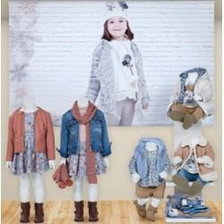 Mayoral zestaw jeans dziewczęcy kolekcja BABY jesień zima 2016 2017 r62-92