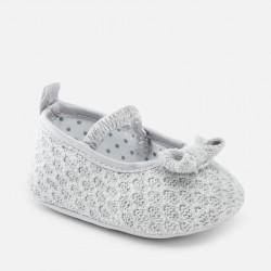 Mayoral Balerinki trykot buty niemowlęce 9363 -89