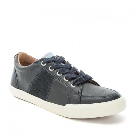 Granatowe buty sznurowane Mayoral 45540 kolor 063 r35-38