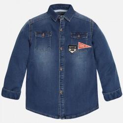 Mayoral koszula jeansowa 7138 05